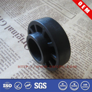 CNC Auto Part Customized Plastic Wheel Pulley Roller (SWCPU-P-W709) pictures & photos