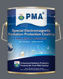 Pma Radiation Absorbing King Interior Coating