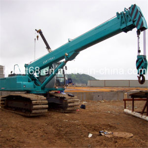 Hydraulic Truck Crane (QUY16) pictures & photos