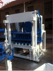 High Quality Qtj4-25 Concrete Block Production Line Brick Machine pictures & photos