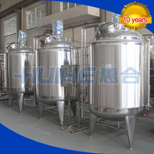 Stainless Steel Stirred Beer Fermenter pictures & photos