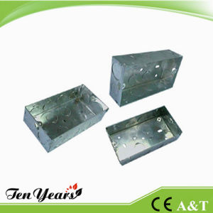 Mounting Box, Metal Drying Lining Box