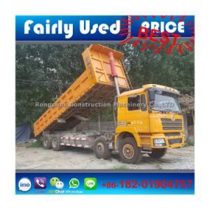 8X4 F3000 Used Shancman Dump Truck of Truck Dump pictures & photos