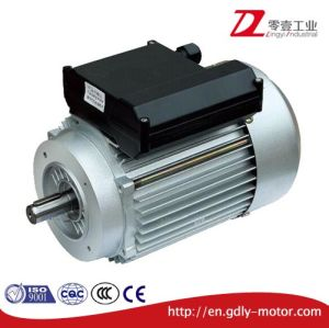 Aluminum Yy Single Phase Capacitor-Run Electric Motor pictures & photos