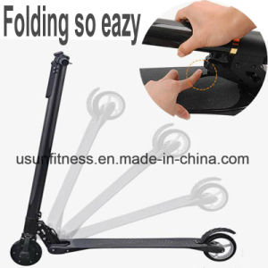 250W Mini Folding Electric Motorcycle (NY-TW2061) for Adult and Kids pictures & photos
