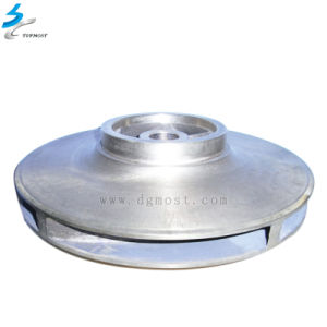 OEM CNC Machining Stainless Steel Water Propeller in Marine Hardware pictures & photos