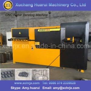 Steel Round Bar Bending Machine/CNC Bending Machine/Automatic Stirrup Bender Price pictures & photos