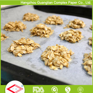 Hot Size 400mmx600mm and 450mmx 750mm Silicone Baking Parchment Paper pictures & photos