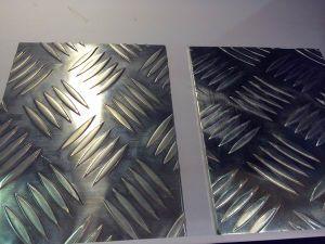 aluminum tread plate sheet pictures & photos