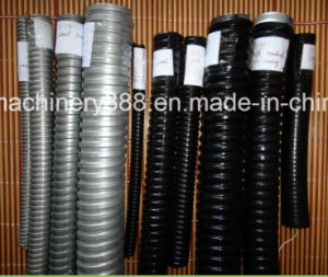 PVC Coated Liquid Tight Flexible Metal Tube Machine