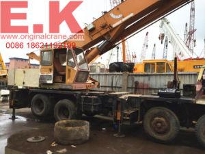 35ton Used Original Japanese Truck Crane Used Kato Crane (NK350E-III) pictures & photos