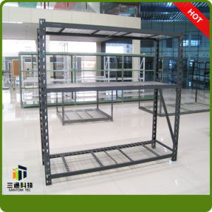 450 Kg Capacity Warehouse Racking with Mesh Decking pictures & photos