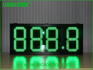 Ledsoluiton Gas Price Display \ Gas Station LED Price Display \ Gas Station Display pictures & photos
