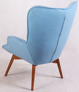 Solid Wood Leg High Back Grant Chair pictures & photos