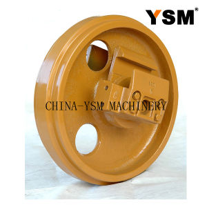 D65, D85, D155, Front Idler for Bulldozer Parts Komatsu pictures & photos