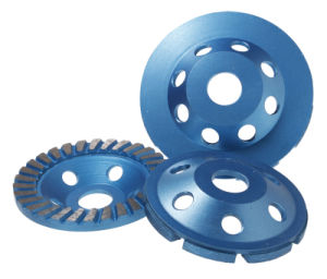 Diamond Grinding Cup Wheel for Grinding Concrete Stones Marble etc