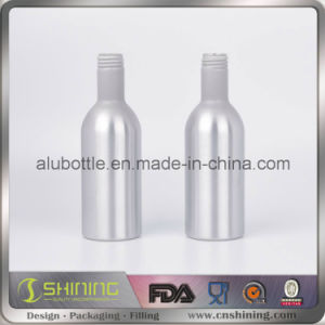 Long Single Neck Aluminum Bottle for Fuel Additives pictures & photos