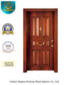 Classic Style Steel Door for Europe (t-1013) pictures & photos