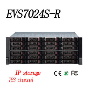 Dahua Single Controller 768 Channel Embedded Video Storage {Evs7024s-R} pictures & photos