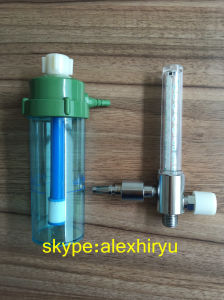Oxygen Flowmeters Together with Regulator and Humidifier pictures & photos