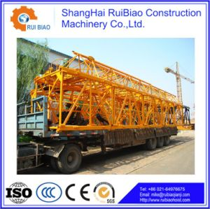 Construction Machinery Tower Crane (TC5013) with Max Load 6 Tons pictures & photos