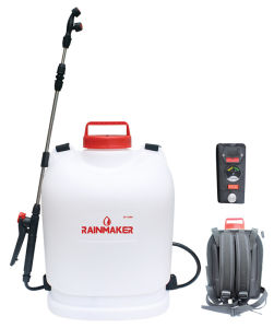 Knapsack Electric Sprayer, Battery Sprayer (XF-16M4) pictures & photos