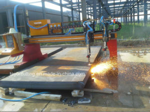 CNC Oxy-Fuel Cutting Machine pictures & photos