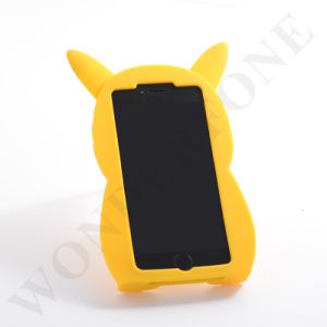 Hot Cute 3D Design Animal Mobile Phone Silicone Case for iPhone and Samsung pictures & photos