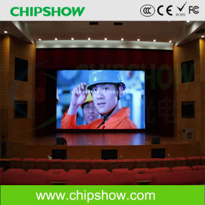 Chipshow P6 Indoor LED Video Dsplay Rental LED Display pictures & photos