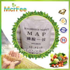 Map 12-61-0 Monoammonium Phosphate Fertilizer pictures & photos