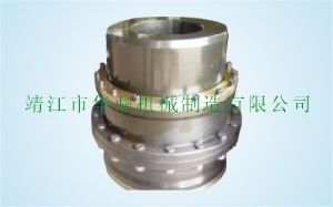 Elastic Flexible Drum Gear Shaft Coupling (GIICL) pictures & photos