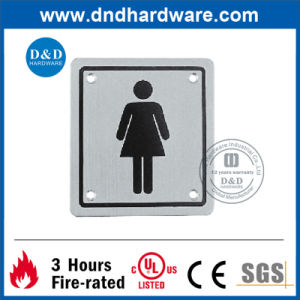 Women Washroom Sign Plate pictures & photos