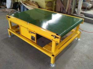 Small PVC or PU Belt Conveyor pictures & photos