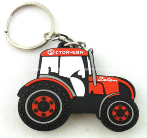 Promotional 3D Soft PVC Keyholder pictures & photos