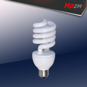 Half Spiral CFL Bulb Energy Saving Lamp pictures & photos