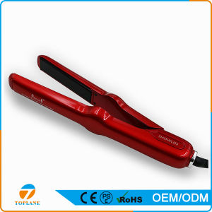 Professional Fast Flat Iron Electric Hair Straightener with LCD pictures & photos