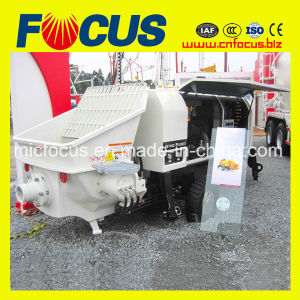 Hbts30 Small Concrete Pump with Electric Motor pictures & photos