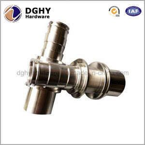 High Quality Central CNC Lathe Machine Parts Made in China pictures & photos