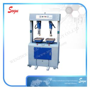 Xx0219 Double-Head High Speed Hydraulic Sole Attaching Machine pictures & photos