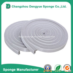 High Density NBR/PVC Heat Insualtion Rubber Foam Roller/Rubber Foam Sealing Strip pictures & photos