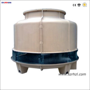 8-1000t Round Cooling Tower with Aluminum Fan Blade pictures & photos