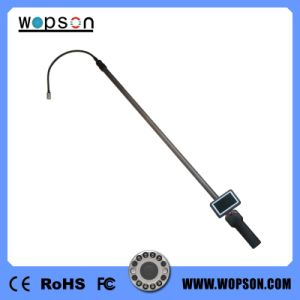 Telescopic Pole Pipe Inspection Camera with 3 Joints of Telescopic Pole pictures & photos
