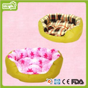Pretty Cotton Canvas or Oxford Pet Cushion pictures & photos