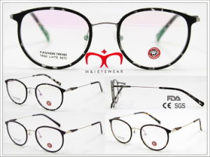 Tr90 Optical Frame with Slim Metal Temple (5870) pictures & photos
