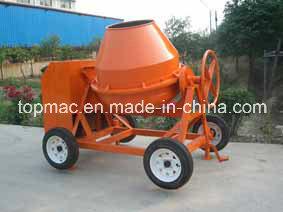 600L Tilting Drum Diesel Concrete Mixer by Topmac Brand pictures & photos