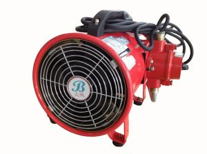 "12"" Explosion Proof Portable Ventilator 220V pictures & photos"