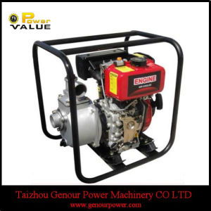 Self Priming Pump Centrifugal Pump 3 Inch Diesel Engine Water Pump (ZH30DP) pictures & photos
