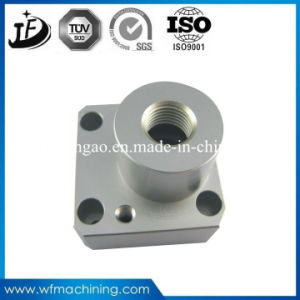 Customized 5 Axis CNC Lathe Precision Machining Parts with Electroplating pictures & photos