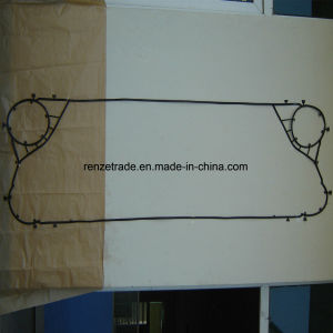 Chemical Industry Titanium Plate Heat Exchanger Viton Gasket for Strong Liquid Corrosion pictures & photos