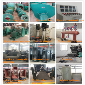 10t/Hr High Pressure High Thermal Efficiency Design Coal Steam Boiler pictures & photos